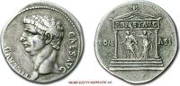 Cistophorus / Cistophor 19-18 b.C. Roman E...