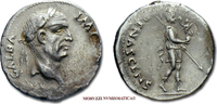 Denarius / Denar 68 A.D. Roman Empire / RÖ...