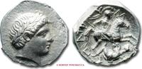 Tetradrachm / Tetradrachme 340-315 b.C Pae...
