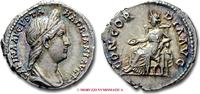 Denarius / Denar 119-136/137 Roman Empire ...