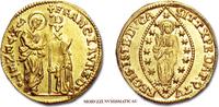 ZECCHINO / GOLD DUCAT 1752-1762 Venezia / ...