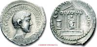 Denarius / Denar 36 b.C. Roman Republic / ...
