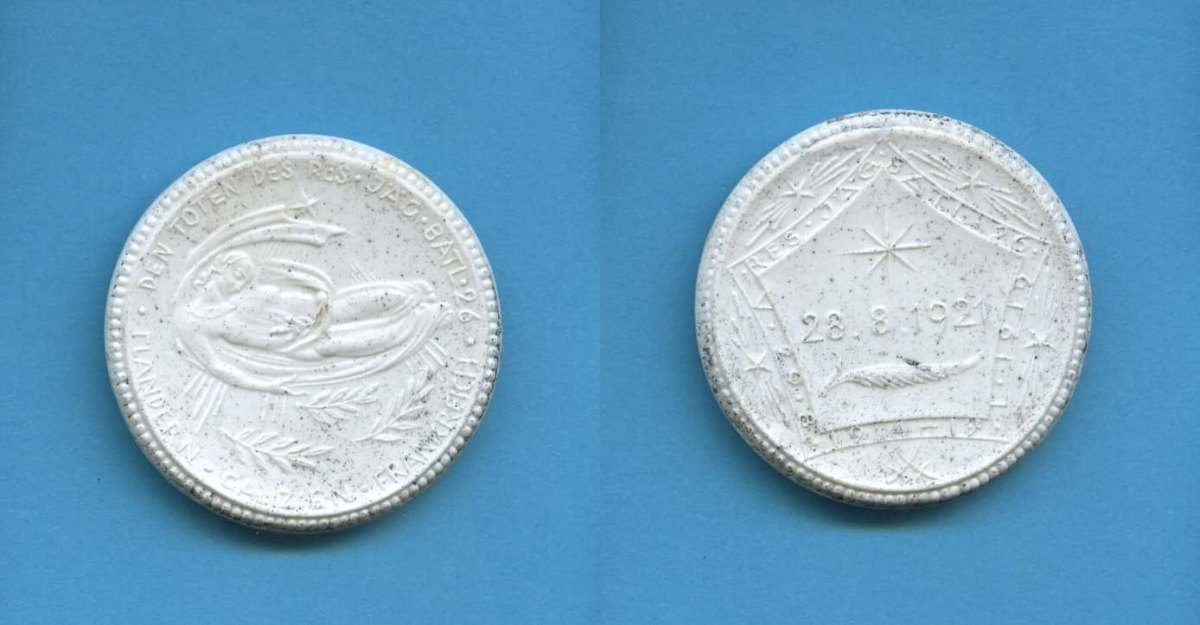 porzellan medaille 1921 deutsches reich freiberg res j g ef ma shops. Black Bedroom Furniture Sets. Home Design Ideas