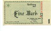 1 Mark 1940, Litzmannstadt,  I-,