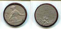 Ag.-Medaille, 1909 Hannover, Ausstellung v...