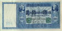 100 Mark 1910 Deutsches Reich,  I