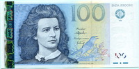 100 Krooni 1999 Estland,  I