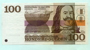 100 Gulden 1970 Niederlande,  I-