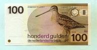 100 Gulden 1977(1981) Niederlande,  I