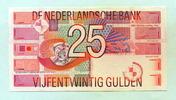 25 Gulden 1999 Niederlande,  I