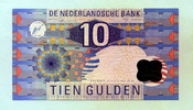 10 Gulden 1997 Niederlande,  II