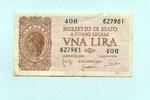 Italien, 1 Lira