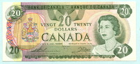 20 Dollars 1979 Kanada,  I-,