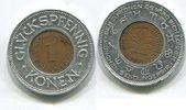 Glückspfennig 1950 München, Kaufhaus &quot...