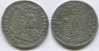2/3 Taler 1689 Brandenburg/Preussen, Fried...