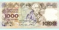 1000 Escudos 03.03.1994 Portugal,  III+  19,50 EUR  +  7,00 EUR shipping