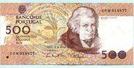 500 Escudos 18.03.1993 Portugal,  III  9,50 EUR  +  7,00 EUR shipping