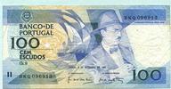 100 Escudos 03.12.1987 Portugal,  III  3,00 EUR  +  7,00 EUR shipping