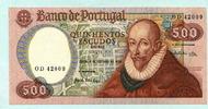 500 Escudos 04.10.1979 Portugal,  Unc  25,00 EUR  +  7,00 EUR shipping