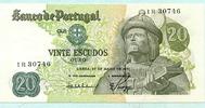 20 Escudos 27.07.1971 Portugal,  Unc  6,00 EUR  +  7,00 EUR shipping