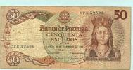 50 Escudos 28.02.1964 Portugal,  stark gebraucht  3,00 EUR  +  7,00 EUR shipping
