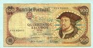 500 Escudos 06.09.1979 Portugal,  IV  19,50 EUR  +  7,00 EUR shipping