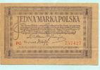 1 Marka 1919 Polen,  III+  19,50 EUR  +  7,00 EUR shipping