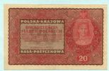 20 Marek 1919 Polen,  III  7,00 EUR  +  7,00 EUR shipping