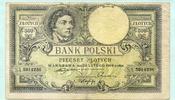 500 Zlotych 1919 Polen,  III-  27,00 EUR  +  7,00 EUR shipping