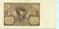 10 Zlotych 1940 Polen,  II  8,00 EUR  +  7,00 EUR shipping