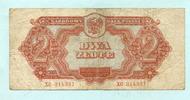 2 Zlote 1944 Polen,  IV  8,00 EUR  +  7,00 EUR shipping