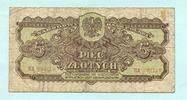 5 Zlotych 1944 Polen,  stark gebraucht  7,00 EUR  +  7,00 EUR shipping