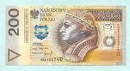 200 Zlotych 25.3.1994 Polen,  II  75,00 EUR  +  7,00 EUR shipping