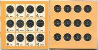 12 x 10 Shillings 2000 Somalia, Die 12 Chinesischen Tierkreiszeichen, Unc  12,00 EUR  +  7,00 EUR shipping