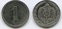 1 Mark Probe (1873-88) Deutschland, Kaiser...