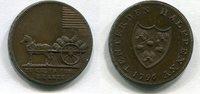 Half Penny Token 1796 Großbritannien ~ To ...