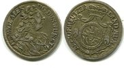 30 Kreuzer, 1736, Württemberg, Karl Alexander 1733-1737, ss,  145,00 EUR  +  7,00 EUR shipping