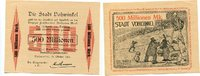 500 Millionen Mark 1923 Vohwinkel, Muster/...