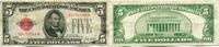 5 Dollars 1928 USA,  III