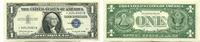 1 Dollar 1957B USA,  II