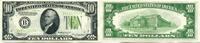 10 Dollars 1934 USA,  II