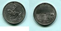 Zn.Medaille 1883 Großbritannien, 100.Jahre...