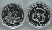 """1000 CFA Francs 2013 Burkina Faso, """"G..."""