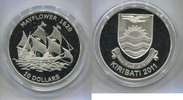 "10 Dollars 2011 Kiribati, ""Mayflower&..."