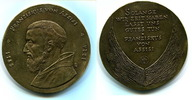 Br.Medaille (1982) DDR, Franziskus von Ass...