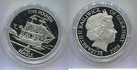 "5 Pounds 2009 Guernsey, ""HMS Beagle&q..."