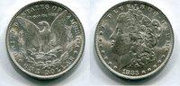 1 Morgan Dollar 1883 o USA  / vz