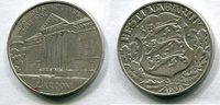 2 Krooni 1932 Estland  / ss-vz