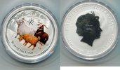 1 Dollar 2015 Australien, Jahr der Ziege-L...