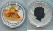 1 Dollar 2008 Australien, Jahr der Maus-Lunar II, st  39,50 EUR  +  7,00 EUR shipping